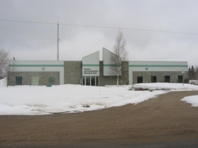 Centre Communautaire Edouard-Jean - Photo : coll. Municipalité de Ragueneau